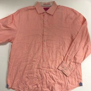Tommy Bahama Island Modern Fit Long Sleeve Sz L
